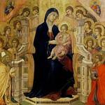 41 Дуччо Маэста 1308-1311