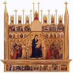 41 Duccio Маэста 1308-1311