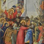 50 Симоне Мартини Несение креста 1335 Лувр