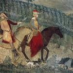 57g А.Лоренцетти Плоды доброго правления Выезд на охоту