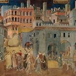 57b А.Лоренцетти Плоды доброго правления в городе