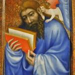 71 Мастер Теодорик. Ап.Матфей. Замок Карлштейн Ок. 1370. Национальная галерея (Прага)