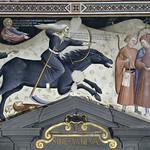 64 Бартоло ди Фреди Триумф смерти Ц.Сан-Франческо в Лучиньяно, 1360s