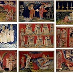 74 Жан де Бондоль Серия гобеленов Анжерский Апокалипсис 1375-1381