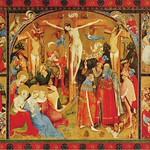 85 Конрад фон Зёст. Алтарь Страстей (Вильдунгенский алтарь), 1403