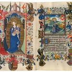 82 Молитвенник Екатерины Клевской, Нидерланды, 1440 г.