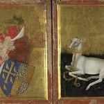 80а Уилтонский диптих, оборотная сторона 1395