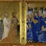 80 Уилтонский диптих, 1395