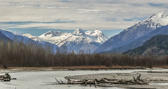 Mount Meager Volcano, Near Pemberton, BC, Canada (stevecarney) Tags: oudoors landscape winter glacier volcano outdoors mountain british columbia