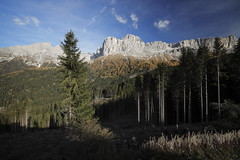 585201910aTIRES_055 (GIALLO1963) Tags: europe italy altoadige sudtiröl dolomiti dolomites dolomiten rosengarten catinaccio canoneosr alps landscapes ngc nature fall autumn mountains
