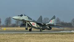 MiG-29G (kamil_olszowy) Tags: mig29g 4104 fulcrum fighter 22blt siły powietrzne rp polish air force malbork królewo malborskie poland ввс польши миг29г истребитель изделие 912a nato