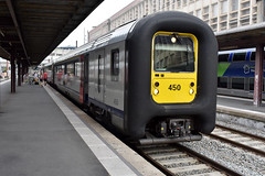 2019-08-28 SNCB 450 (1006 Tournai) Lille Flandres (John Carter 1962) Tags: trains rail railways belgium belgianrailways