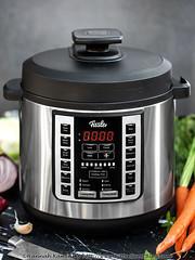 Souspreme (Bitter-Sweet-) Tags: vegan food cooking kitchen review pressurecooker multicooker instantpot fast easy vegetarian meatless dairyfree glutenfree