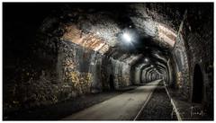 Tunnel on the Monsal Trail (KT Photography.) Tags: eos england monsaltrail uk ktphotography photography landscape trip monsaltunnels canon 6dmk2 peakdistrict october2019 buxton unitedkingdom