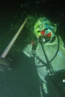 Plongée Lillé Halloween