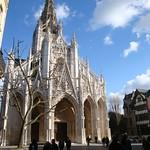 02 Церковь Сен-Маклу в Руане, 1437-1521 гг