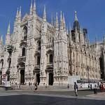 13 Миланский собор Рождества Богородицы 1386-1813