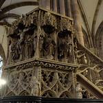 06e Кафедра собора в Страсбурге 1485 г