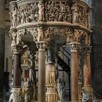 28 Джованни Пизано кафедра собора в Пизе 1302-1310