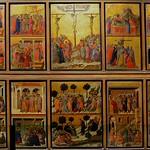 41 Duccio Маэста Оборотная сторона1308-1311