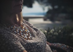 the most beautiful  jewel (albert23it) Tags: oly olympus omd em1 markii quattroterzi zuiko 25mm gioielli collana bokeh
