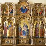 61 Лоренцо Венециано Лионский полиптих 1357 Галерея Академии, Венеция