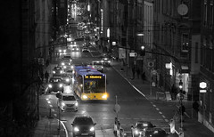 Bunte Buswelt - Stuttgart (apfelpudding) Tags: stuttgarterstrasenbahnen ssb stuttgart vvs badenwürttemberg öpnv nahverkehr publictransport urbanmobility bus autobus omnibus linienbus citaro2 c2 mercedesbenzcitaro2 mercedesbenz gelenkbus