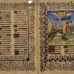 78 Часослов герцога Беррийского, 1411-1416 Музей замка Шантийи