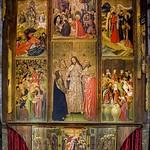 87 Бернарт Марторель Кафедральный собор Барселоны 1445-52