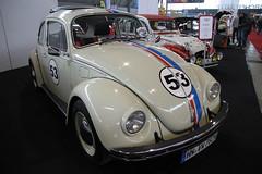 VW Käfer Herbie (Mc Steff) Tags: vw käfer herbie volkswagen retroclassicsstuttgart2018 beetle bug