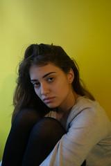 Yaren 4/5 (efeardic) Tags: portrait sony 6000 yellow woman girl canon fd lens