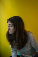 Yaren 5/5 (efeardic) Tags: portrait sony 6000 yellow woman girl canon fd lens