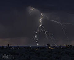 Simply put (Dave Arnold Photo) Tags: nm nmex newmex newmexico loslunas adelino tome socorro riogrande valley lightning lightening desert storm stormy thunderstorm thunder image pic us usa picture severe photo photograph photography photographer davearnold davearnoldphotocom sunset scenic cloud rural party summer badweather top wet canon 5d mkiii 100400mm huge big valenciacounty landscape nature monsoon outdoor weather rain rayos cloudy sky cloudburst raincolumn rainshaft season mountains southwest monsoons strike albuquerque abq