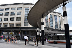 2019-08-28 Brussels Central Station (John Carter 1962) Tags: trains rail railways belgium belgianrailways