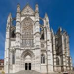 05 Трансепт собора Сен-Пьер 1500 - 1548 гг.