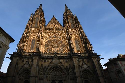 Prag, Veitsdom