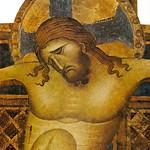 17 Джунта Пизано Распятие 1235-40 деталь Церковь  св_Доменика, Болонья