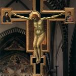 34 Джотто. Распятие в Санта Мария Новелла. Флоренция 1290-1291