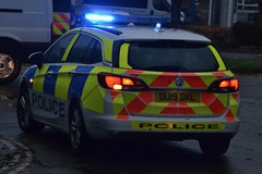 Thames Valley Police Vauxhall Astra Incident Response Vehicle (Oxon999) Tags: 999 999uk uk999 bluelights bmw blue roadspolicing thamesvalleypolice tvp thamesvalley traffic trafficunit emergency emergencyvehicle oxford oxfordshire bicester witney