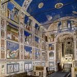 36 Джотто ди Бондоне Роспись Капеллы Скровеньи, Падуя 1303-05