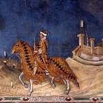 47 Симоне Мартини Гвидориччо да Фальяно_Сиена Палаццо Публико 1330