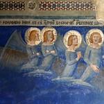 70 Маттео Джованетти Четыре ангела из папской капеллы св Марциала  Авиньон 1344-46