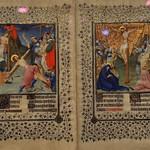 78a Часослов герцога Беррийского, 1411-1416