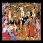 85а Конрад фон Зёст. Алтарь Страстей (Вильдунгенский алтарь)
