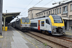 2019-08-28 SNCB 1872 and 08142 Tornai (John Carter 1962) Tags: trains rail railways belgium belgianrailways