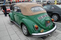 VW Käfer 1302 S (1972) (Mc Steff) Tags: vw käfer 1302 s 1972 cabrio cabriolet convertible volkswagen retroclassicsstuttgart2018 beetle bug