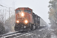 White Halloween? (Robby Gragg) Tags: cn sd75i 5633 crest hill