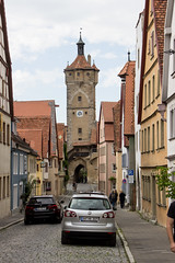 Rothenburg ob der Tauber, Germany (Billy Wilson Photography) Tags: 2019 adventure biketour cycling europe rothenburg tauber germany historic free imperial city town architecture tower defensive medieval romantic road bavaria franconia