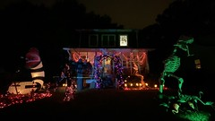 halloween 2019 (mennyj) Tags: halloween 2019 fall spooky scary house homepad decorations costumes themostwonderfultimeoftheyear tistheseason fright night va virginia dc washington mobile iphone iphone11