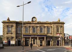Edinburg Haymarket, Scotland (Michael Erhardsson) Tags: edinburg scotland station 2019 haymarket